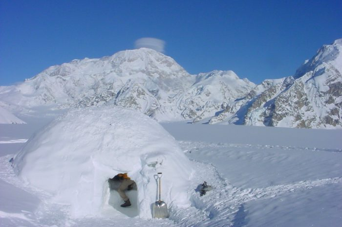 8. Do people in Alaska really live in igloos?
