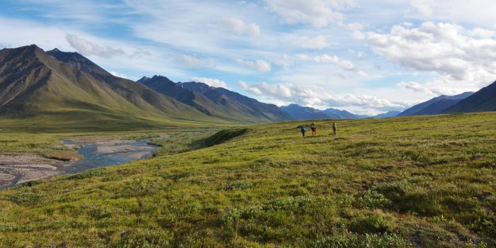16. Gates of the Arctic National Park