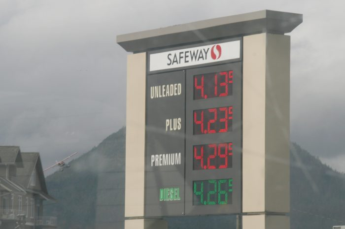 21. Our gas prices are no joke.