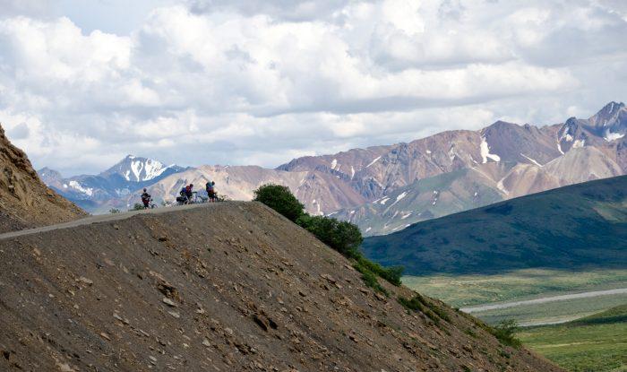 7. Polychrome Pass and the Alaska Range