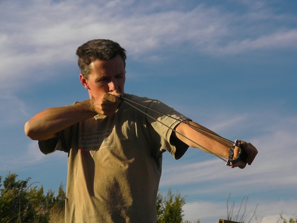 3. In Haines it is illegal to carry a concealed slingshot without a specific license.