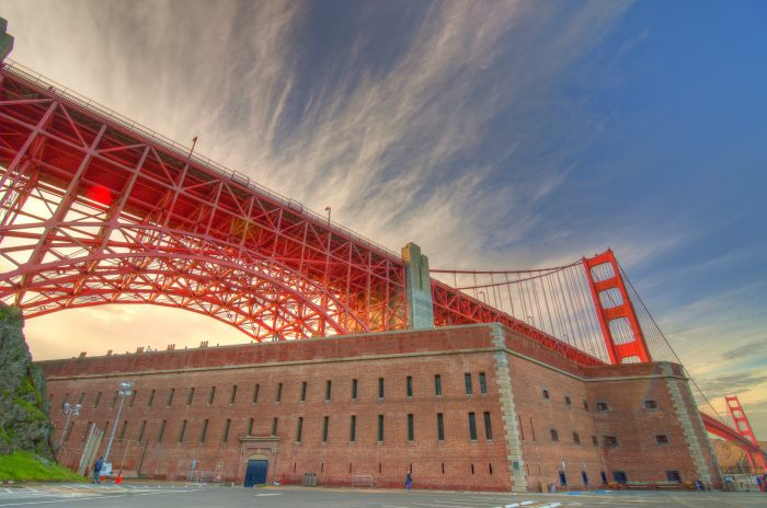 2. Fort Point