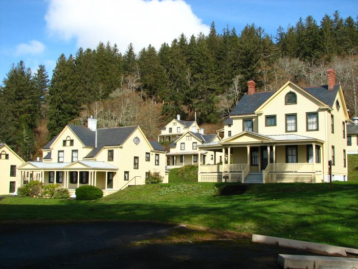 6. Fort Columbia State Park, Chinook