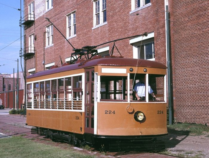 4. Fort Smith Trolley Museum (Fort Smith)
