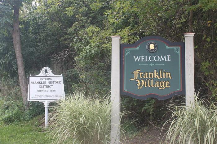7. Historic Franklin Village