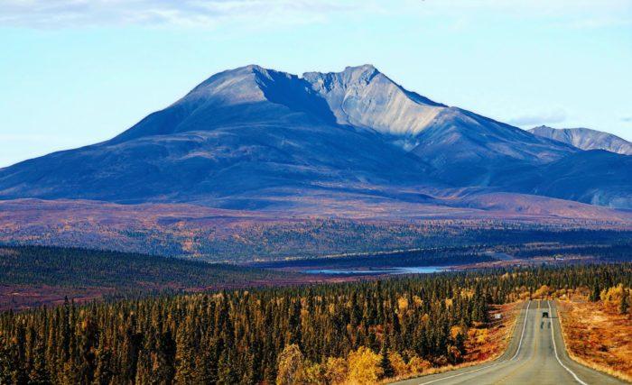 14. Gunsight Mountain