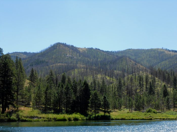 3. Gates of the Mountains Wilderness