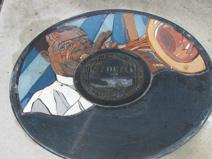 3. Gannett Records Walk of Fame - Richmond