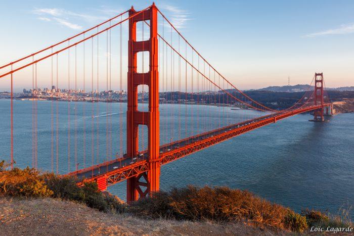 9. Golden Gate Bridge