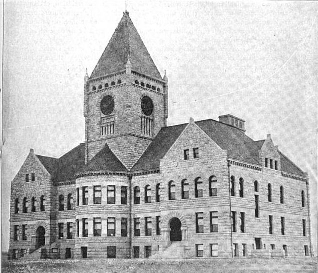 1. When Great Falls High School was built in the 1890s, herds of sheep were used to compact the earth around the foundation.