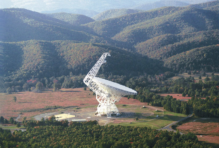5. Green Bank Observatory, Green Bank