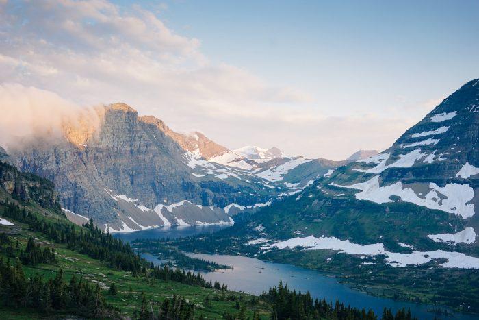 1. Glacier National Park