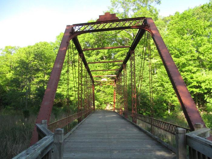 3. Historic Bridge Park, Battle Creek