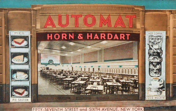 6. Horn & Hardart, Multiple Locations