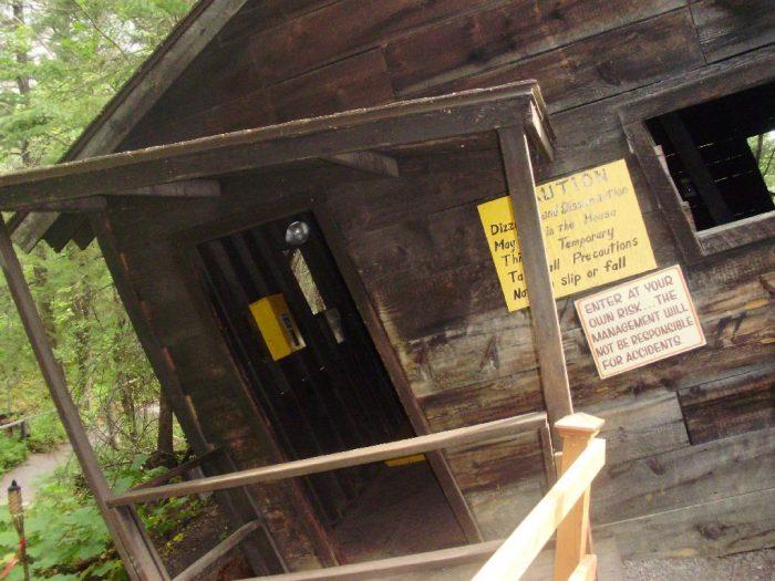 7. Montana Vortex & House of Mystery