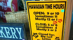 These 21 Signs Found In Hawaii Sum Up Island Life Perfectly