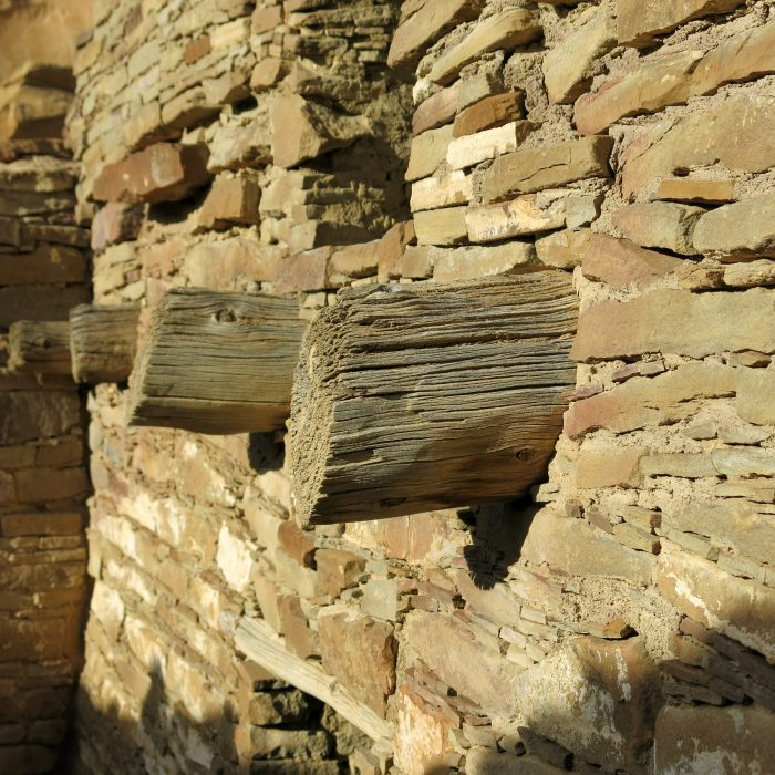 The Ancient Ruins In Chaco Canyon, New Mexico Will Blow