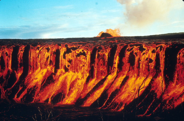 13. If a wall of lava doesn't terrify you, I'm never going to be able to trust you.