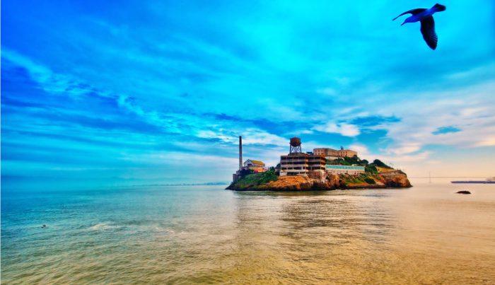1. Alcatraz (aka The Rock)