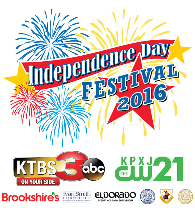 4. Independence Day Festival, Shreveport