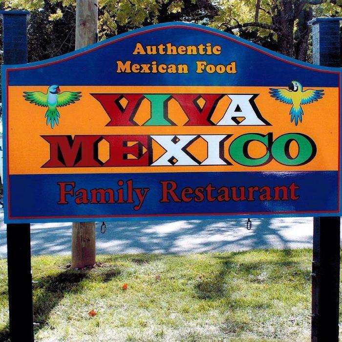2. Viva Mexico, Inwood