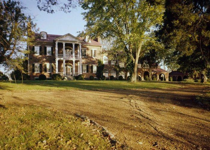 8. Isaac Franklin Plantation