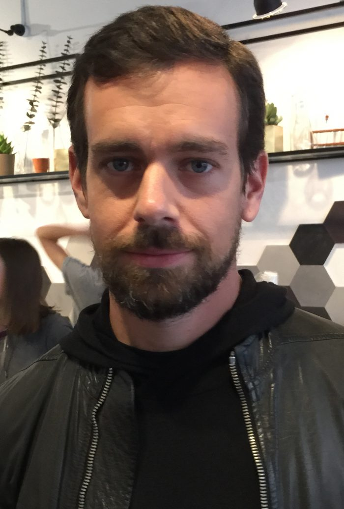 6. Jack Dorsey: Co-Founder of Twitter and Square