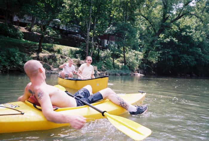 4. Kayak the Harpeth