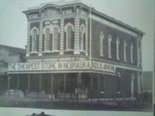 The entire Fairbury Commercial Historic District is listed on the National Register of Historic Places.