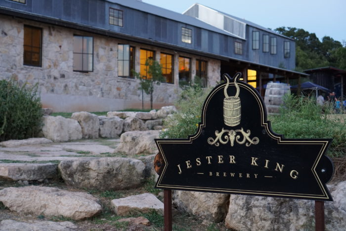 1. Jester King Brewery