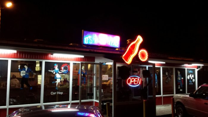 5. Joe's Shelby Street Diner - Indianapolis