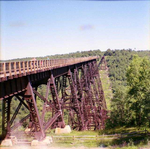 8. Kinzua Bridge