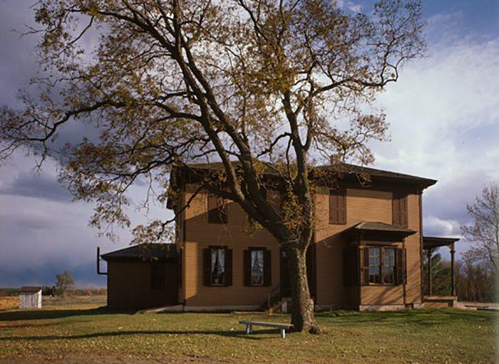 4. Oliver H. Kelley Homestead