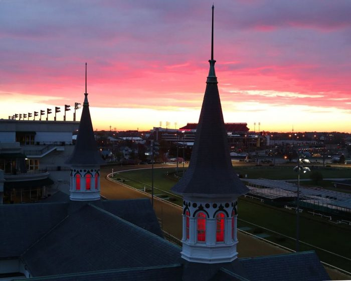 6. Kentucky Derby Museum at 704 Central Avenue in Louisville