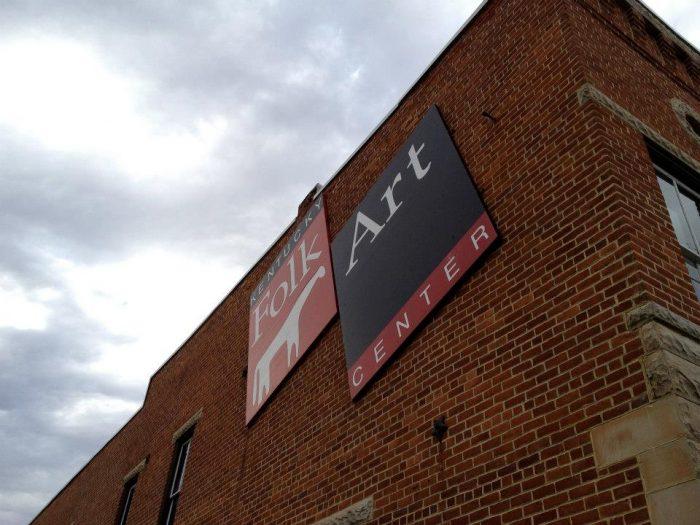 1. Kentucky Folk Art Center