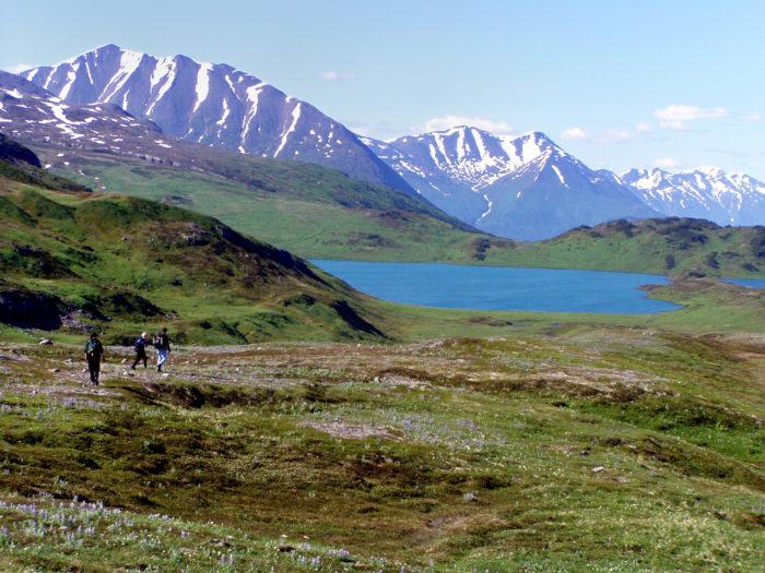 6. Lost Lake - Kenai Peninsula