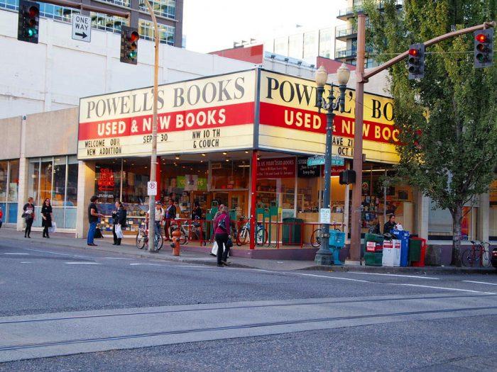 9. Powell's Bookstore