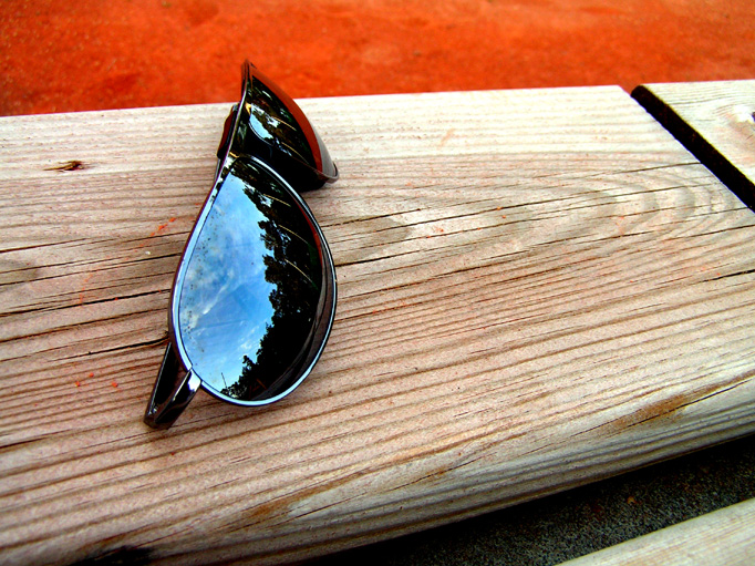 10. Portlanders buy new sunglasses every year because they can't find them after a year of bad weather.
