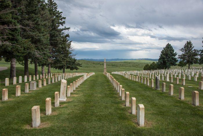 12. Little Bighorn Battlefield National Monument