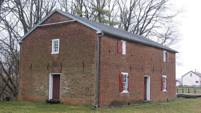 4. Little Cedar Grove Baptist Church - Brookville