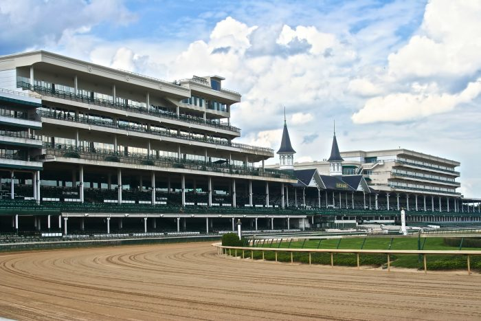 Louisville 2. track