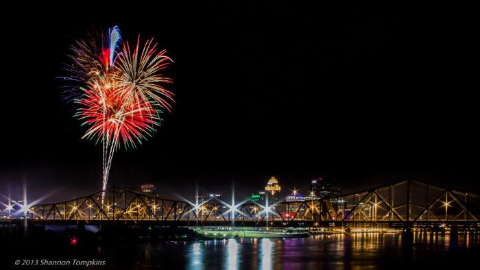 The Best Fireworks Displays In Kentucky In 2016