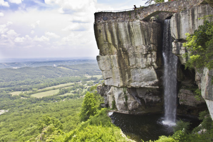 11. Lover's Leap - Lookout Mountain
