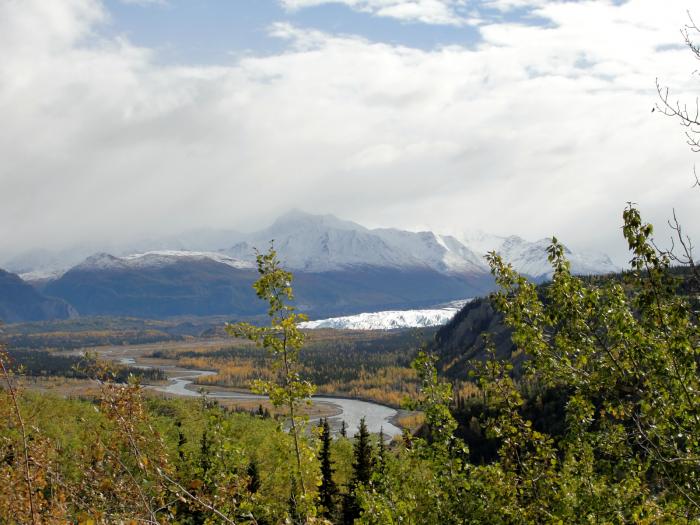 10. Matanuska Glacier Scenic Byway