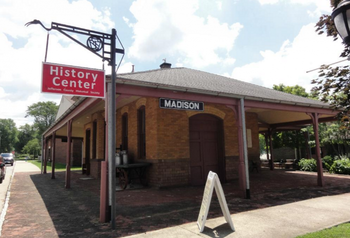 5. Madison Railroad Station Museum - Madison