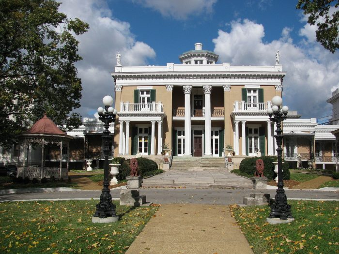 11. Belmont Mansion
