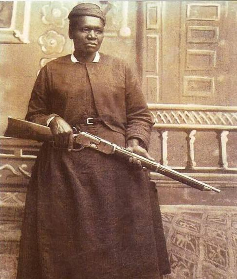4. One of the toughest women in history lived in Montana in the 1800s.