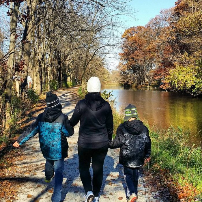 2. Millrace Trail - Goshen