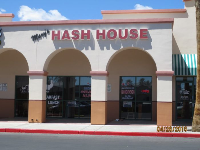 5. Mary's Hash House - Las Vegas