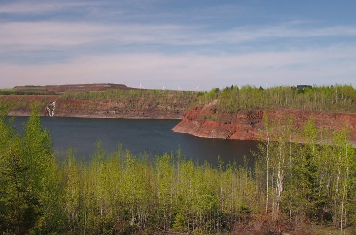 1. Mountain Iron Mine
